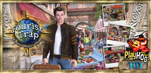 Tourist Trap - Hidden Object Game [Download]