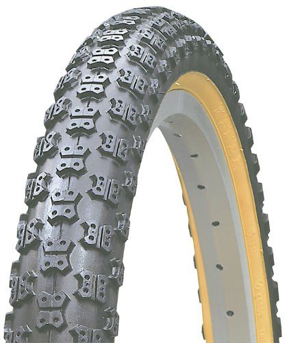Kenda Comp III Style Wire Bead Bicycle Tire, Blackwall, 16-Inch x 2.125-Inch