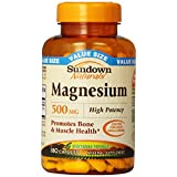 Sundown Magnesium 500mg