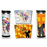 Generic SportChu Vermilon Gym 1998 Accompanying Cup Black