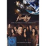 """Firefly - Der Aufbruch der Serenity: Die komplette Serie (4 DVDs)von """"Nathan Fillion"""""""