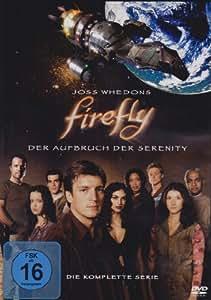 Firefly - Der Aufbruch der Serenity: Die komplette Serie (4 DVDs)
