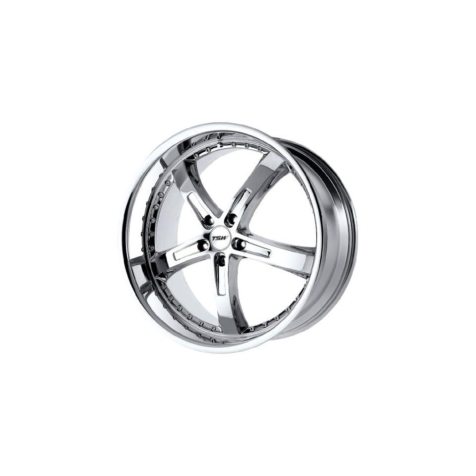 TSW Alloy Wheels Jarama Chrome Wheel (19x9.5/5x114.3mm)