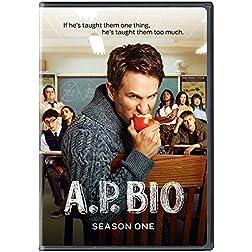 A.P. Bio: Season One [Blu-ray]