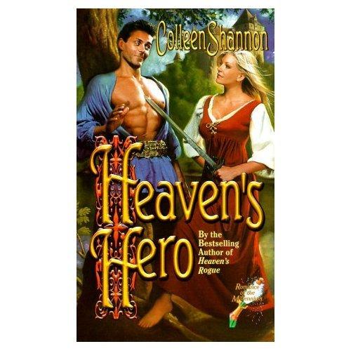 Image of Heaven's Hero (Heaven series time travel romances Book 2)