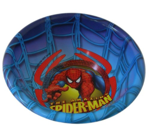 Marvel The Amazing Spider-Man Children'S Plastic Bowl front-983105