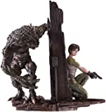 Biohazard (Resident Evil) Figure Collection Rebecca Chambers Vs Hunter Part 6
