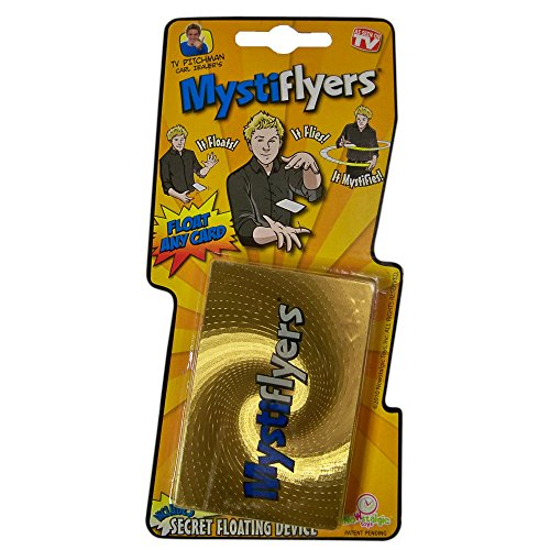 Nowstalgic Toys Mystiflyers, Float Any Card or Lightweight Object - 1