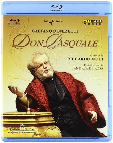 Don Pasquale (Muti,Desderi,Cassi,Giorda) – Donizetti – DVD