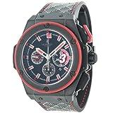 Hublot Montre bracelet Homme, Caoutchouc, couleur: noir