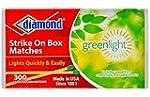 Diamond Strike on Box Greenlight Matc...