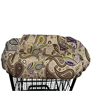 The Peanut Shell Shopping Cart Cover Devon