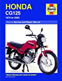 Honda CG125 1976-2007 Haynes Manual