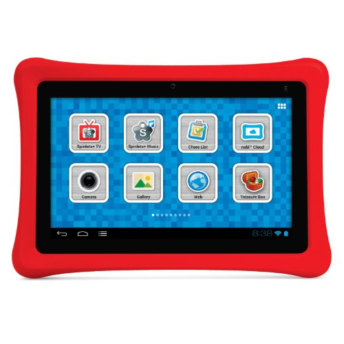 Fuhu NABI NABI2-NV7A 7-Inch Tablet