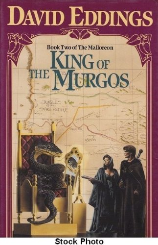 King of the Murgos (Book Two of the Malloreon), Eddings, David