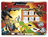 Multiprint Dragons Defenders Sticker Machine