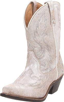 Laredo Women's Alhambra Boot,Silver Metallic,9.5 B (M) US