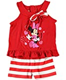 Minnie Mouse Strike a Pose 2-Piece Outfit (Sizes 2T - 4T)