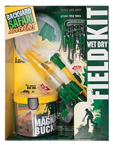 Backyard Safari Wet Dry Field Kit backyard farming canning