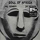 SOUL OF AFRICA (Vinyl) ~ SINGER Cover Art