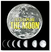 Let's Explore the Moon: Moons and Planets for Kids (Children's Astronomy & Space Books)
