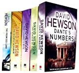 David Hewson David Hewson Collection 5 Books Set RRP £34.95 (David Hewson Collection) (Nic Costa Mysteries) (Nic Costa) (Dante's Numbers, The Garden of Evil, The Lizard's Bite, The Seventh Sacrament, The Promised Land)