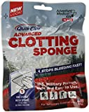 QuikClot Advanced Clotting Sponge, 1.75 oz (50g)