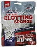 QuikClot Advanced Clotting Sponge, 50g, 0.15 Pound
