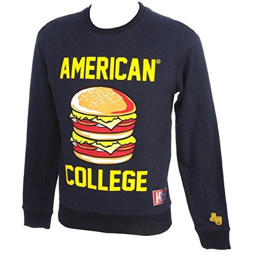 American College -  Felpa  - Uomo blu navy / blu notte Medium