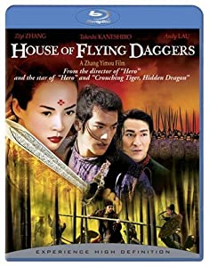 "Cover of ""House of Flying Daggers [Blu-ra..."