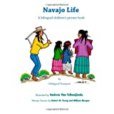 img - for Navajo Life: A Bilingual Children's Picture Book book / textbook / text book