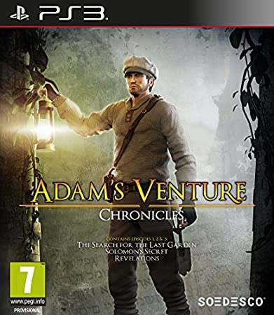 Adams Venture Chronicles (PS3)