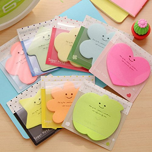 seguryy-1pc-lovely-memorandum-with-cover-self-stick-notes-writing-pads-diaries