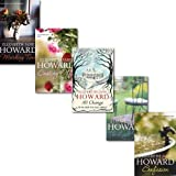 Elizabeth Jane Howard Cazalet Chronicles 5 Books Set, (Marking Time, Comfusion, The Light Years, casting off &[Hardcover] All Change