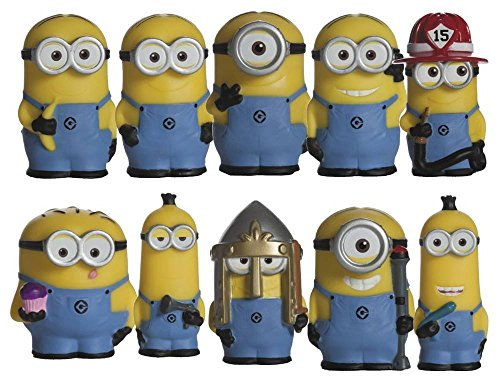 Despicable Me 2 Finger Puppet Blind Mystery Box