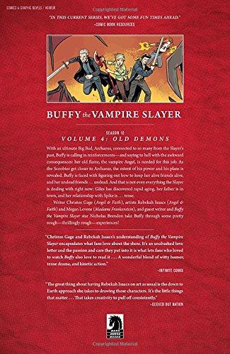 Btvs Season 10 4 Old Demons (Buffy Season Ten Volume 4)