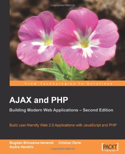 Image of AJAX and PHP: Building Modern Web Applications 2nd Edition