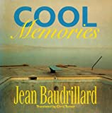 Cool Memories (086091500X) by Jean Baudrillard