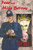 img - for Fear and Miss Betony (Rue Morgue Vintage Mysteries) by Dorothy Bowers (2005-11-01) book / textbook / text book