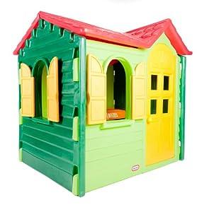 Little tikes 440s00060 maison de jardin cottage vert jeux et jouets - Maison de jardin little tikes colombes ...