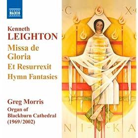"""Missa de Gloria, Op. 82, """"Dublin Festival Mass"""": Gloria"""
