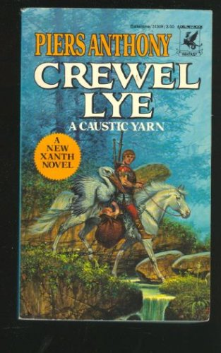 Image for Crewel Lye: A Caustic Yarn (Xanth)