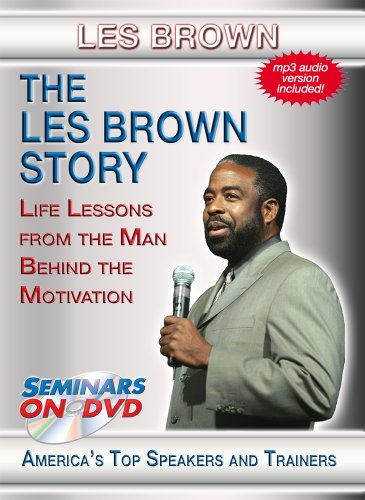 The Les Brown Story - Inspirational Motivational Dvd Training Video