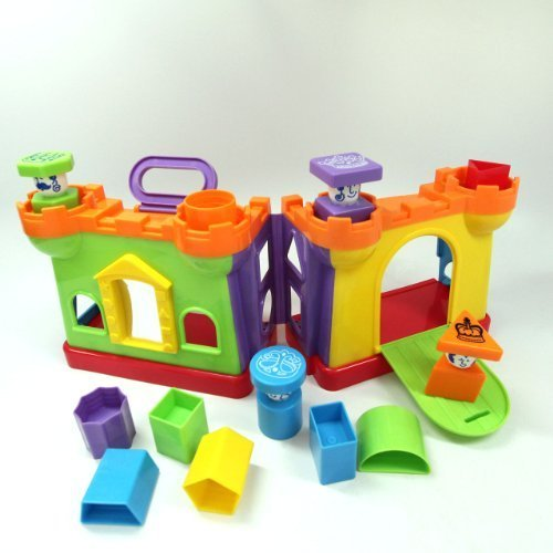 FunTime 1100 Shape Sorter Castle