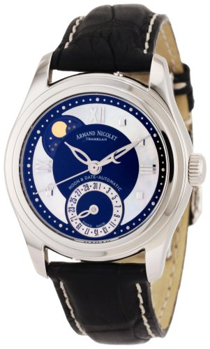 Armand Nicolet Women's 9151A-NN-P915NR8 M03 Classic Automatic Stainless-Steel Watch