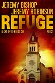 Refuge Book 1 - Night of the Blood Sky