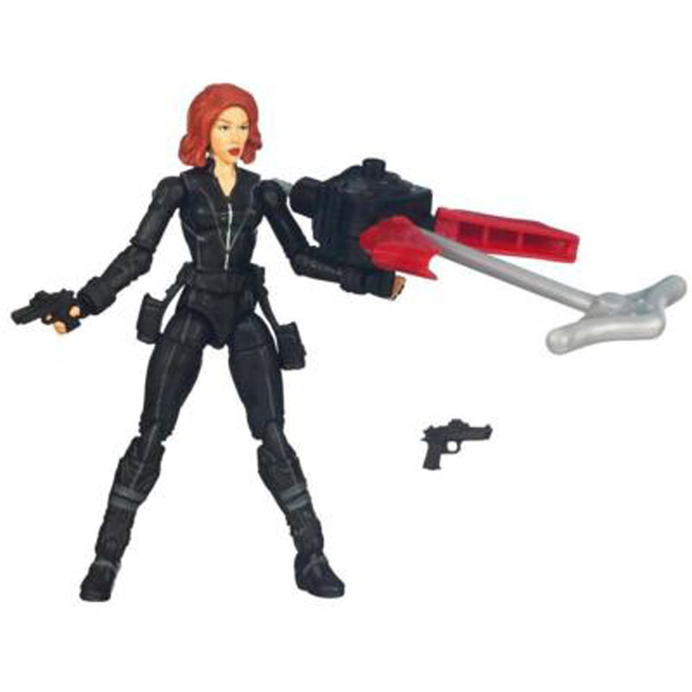 Marvel Avengers Movie Serie Greifer Explosion Black Widow günstig