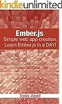 Ember.js: Simple web app creation. Le...