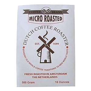1.1 Pound Medium Roast Double Dutch Blend Coffee Beans -Fresh Roasted In Holland