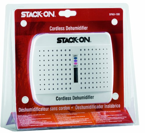 Sale!! Stack-On SPAD-100 Wireless Rechargeable Dehumidifier for Stack-On Long-Gun Safes